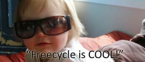 freecycle is cool copy
