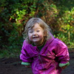 girl, pink, smile, smiling, vancouver island, victoria, photographer